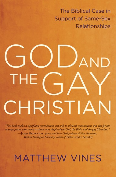 Matthew Vines wrote the controversial book 'God and the Gay Christian.' (File)