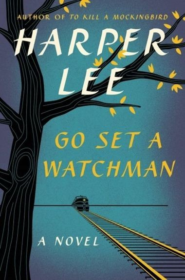 HarperCollins has released the cover for the new release from Harper Lee, 'Go Set a Watchman.' It's set for release on July 14, 2015.