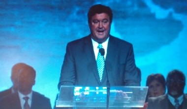 The Rev. Steve Gaines, chairman of the resolutions committee for the Southern Baptist Convention, was pastor of Gardendale First Baptist Church from 1991-2005.