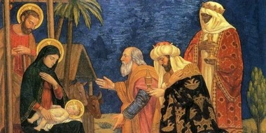 Traditional depictions of the Nativity include the visit of the magi to the baby Jesus, which is celebrated on Epiphany, Jan. 6.
