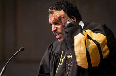 The Rev. William J. Barber II has been pastor of Greenleaf Christian Church in Goldsboro, N.C., since 1993, president and senior lecturer of Repairers of the Breach, and architect of the Moral Monday Movement in North Carolina.