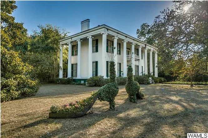 Groovy 6 Stunning Historic Alabama Mansions You Could Own From Download Free Architecture Designs Scobabritishbridgeorg