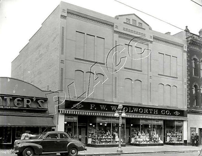 Remember going to the five-and-dime? These vintage Alabama