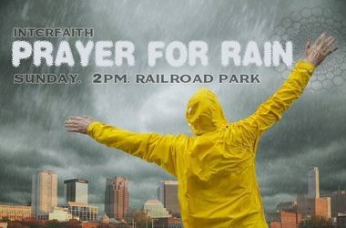 Is it time to pray for rain? - al com