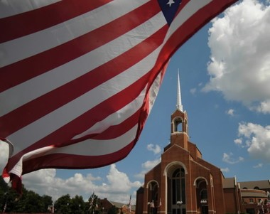Briarwood Presbyterian Church has proposed a law allowing it to have its own police department.