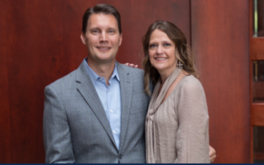 The Rev. Kirk Walters and his wife, Laura, have been at Metro Church of God since 2013.