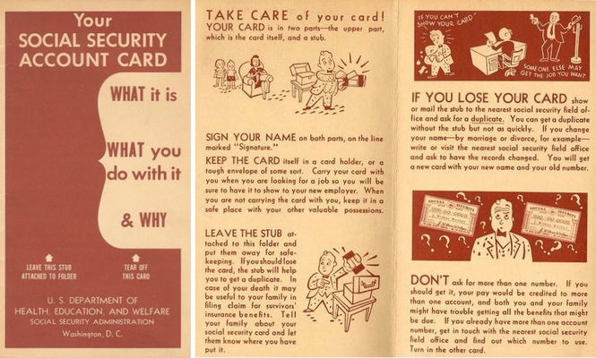 The First Social Security Number The One That Came With Woolworth Wallets And More Fun Facts Al Com