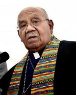Bishop Melvin G. Talbert (United Methodist News Service)
