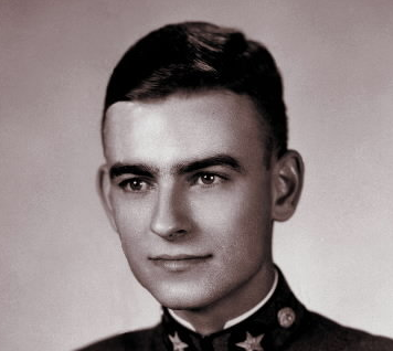Jonathan Daniels was a graduate of Virginia Military Institute and an Episcopal seminary student at the time he was killed in 1965.