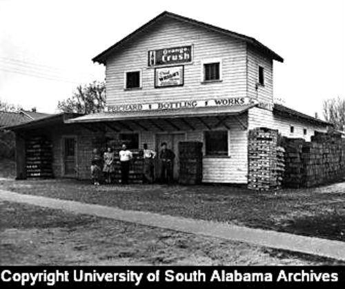 Prichard Alabama: Vintage Photos Of Alabama's Soft-drink Bottling Companies