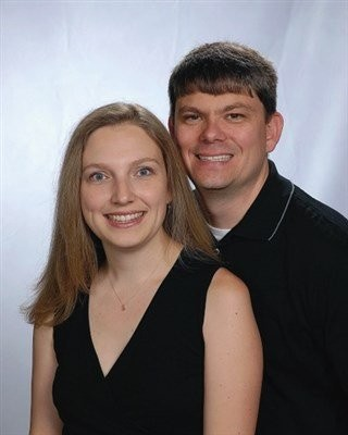 The Rev. Rob Couch, shown with his wife, Crystal, will be the new senior pastor at Christ United Methodist Church in Mobile.
