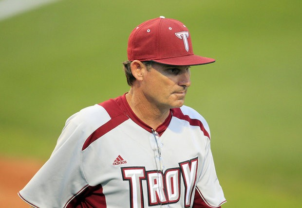 Troy South Alabama Baseball May 16, 2013