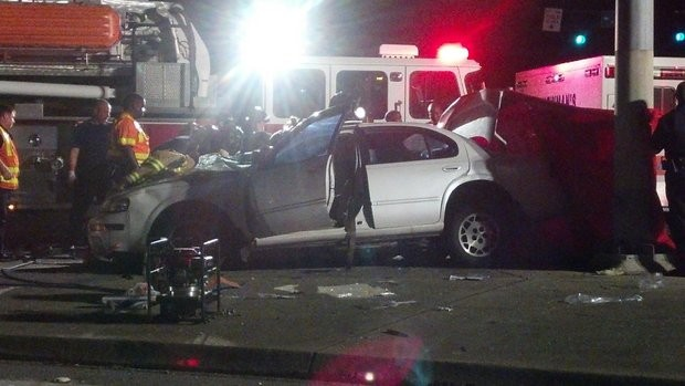 Prichard police ID teen siblings killed in Sunday night crash