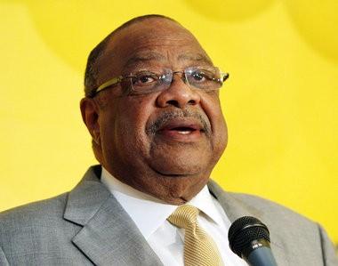 Incumbent Mayor Sam Jones fell to challenger Sandy Stimpson Tuesday night. (Mike Kittrell/mkittrell@al.com)