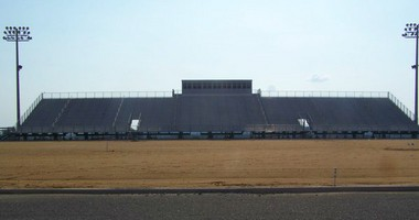 Work is continuing on the Helena High School football stadium, where the Huskies will play their debut season at Shelby County Board of Education's new school opening this fall. (Courtesy / Helena Athletic Association)