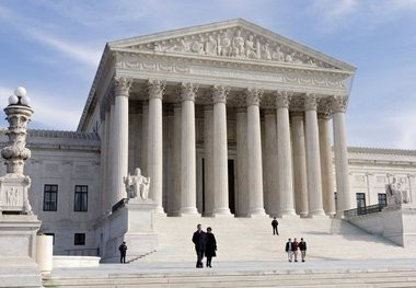 The U.S. Supreme Court will hear arguments on same-sex marriage this week. (File photo)