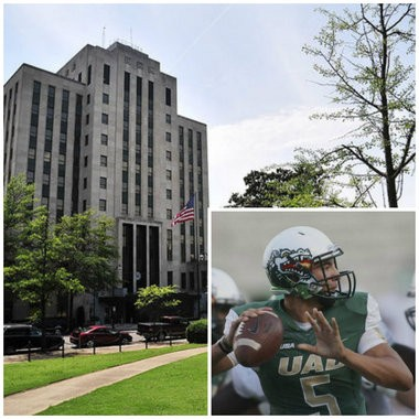 The chamber today was filled with supporters as council members unanimously approved a resolution supporting UAB and UAB football.
