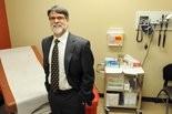 Mark Wilson, M.D., Jefferson County's health officer. (The Birmingham News / Michelle Campbell)
