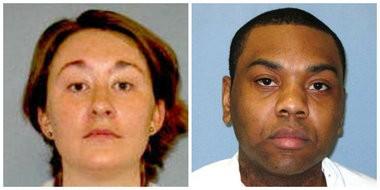 Alabama Death Row inmates Christie Scott and Courtney Lockhart