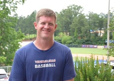 Vestavia Hills High School's assistant baseball coach Jamie Harris will be the Rebel's new head coach.