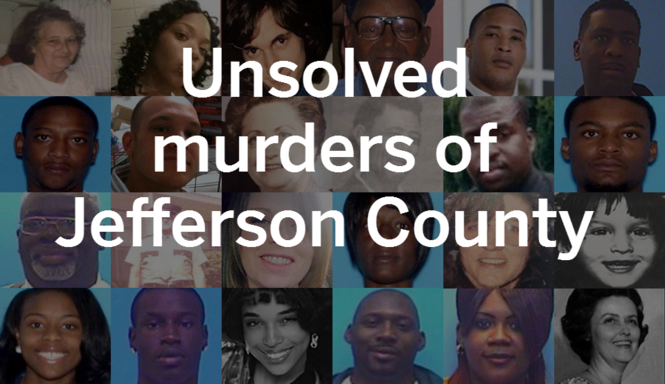Hundreds of murders remain unsolved across Jefferson County - al com