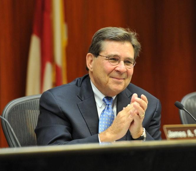 Jefferson County Commissioner David Carrington