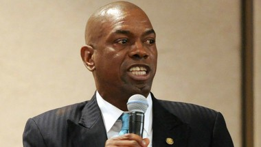 State Rep. Oliver Robinson solicited hundreds of thousands of dollars from some of Alabama's biggest business interests for his non-profit and for-profit businesses.