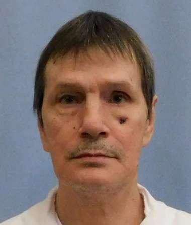Doyle Lee Hamm, who survived one execution attempt, on March 5, 2018 asked a federal judge to prevent Alabama from trying again to execute him by lethal injection. (ADOC)