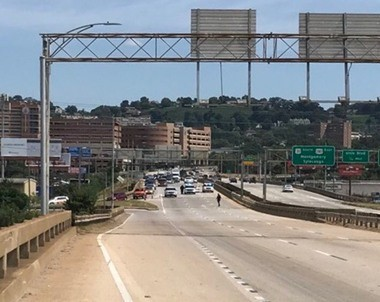 A Birmingham teen was killed Saturday, July 28, on Elton B. Stephens Expressway.