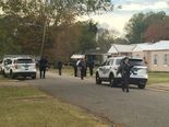 The scene where a 16-year-old boy was shot to death in his front yard on Nov. 17, 2015.(Carol Robinson | crobinson@al.com)