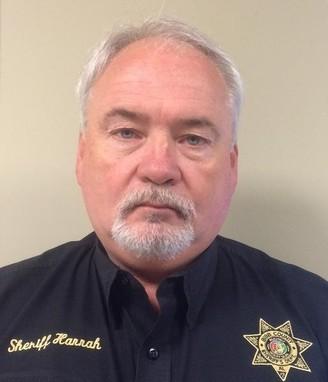 Former Sheriff Keith Hannah