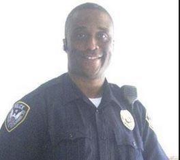 Former Tuskegee police Lt. Alex Huntley.