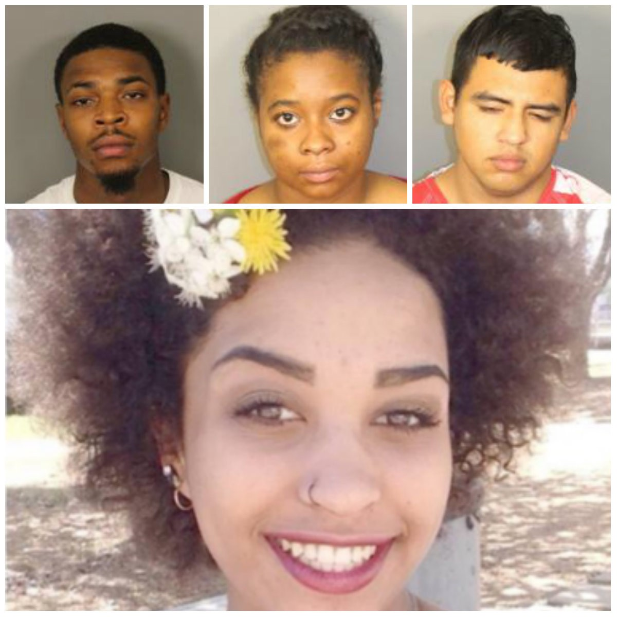 Ashlynn 3 more charged with capital murder in shooting death of