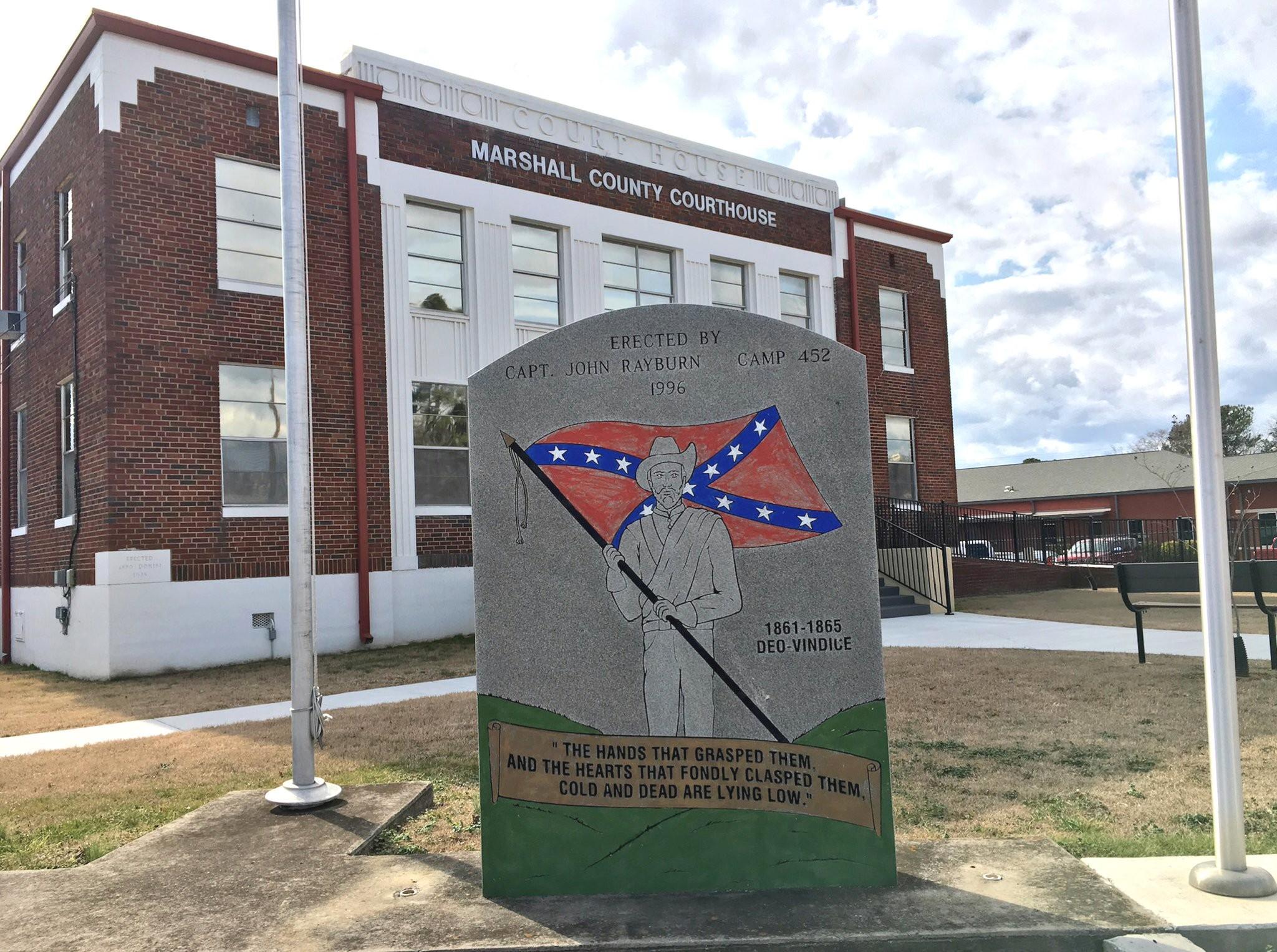 Confederate Memorial Day in Al...