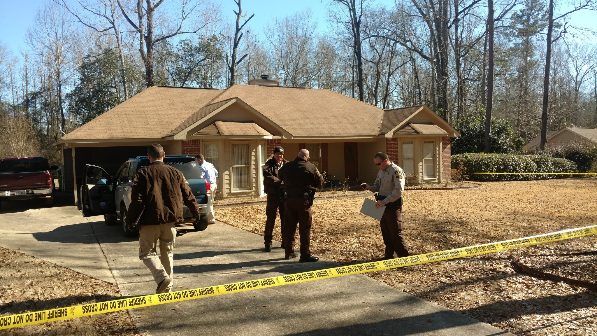 55-year-old woman fatally shot son after calling 911 to