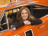 "Catherine Bach of ""The Dukes of Hazzard"" is scheduled to appear at Altoona Day. (PA)"