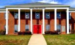 Jacksonville State University's Sigma Phi Epsilon house.