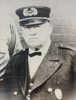 Sam O'Bannon, who later became Gadsden's police chief.