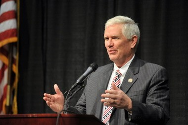 U.S. Rep. Mo Brooks said a survey of constituents revealed most people opposed actions by President Obama to secure the release of an American POW. (AL.com file photo)