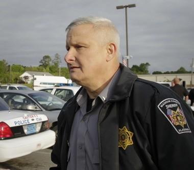 Madison County Sheriff's Department Captain Steve Watson (file 2011)