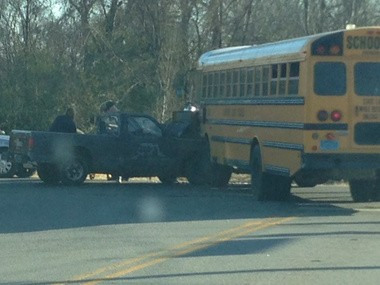 School bus wreck injures 7 Limestone County students