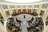 The Alabama Supreme Court in session in Montgomery. (File photo)