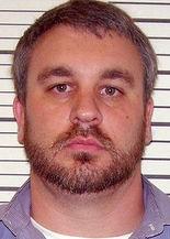 Charles Kyle Adcock (Colbert County jail)