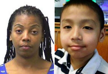 LaTonya Haley and Wei Xi Zhang (Madison County jail/WAFF 48)