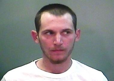 William Cody Clark (Limestone County Jail)