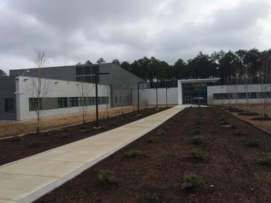 The new headquarters for TEDAC -- Terrorist Explosive Device Analytical Center at Redstone Arsenal. (Paul Gattis/pgattis@al.com)