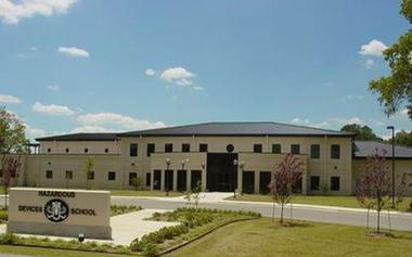 The FBI's Hazardous Devices School at Redstone Arsenal. (AL.com file photo)