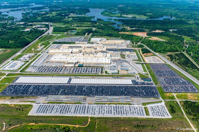 Toyota Huntsville Al >> Toyota Mazda And Alabama S Booming Auto Industry By The Numbers Al Com