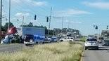 The fatal crash happened on U.S. 231 at Monroe Road on Friday, Sept. 14, 2018. (Photo: AL.com news partner WHNT News-19)