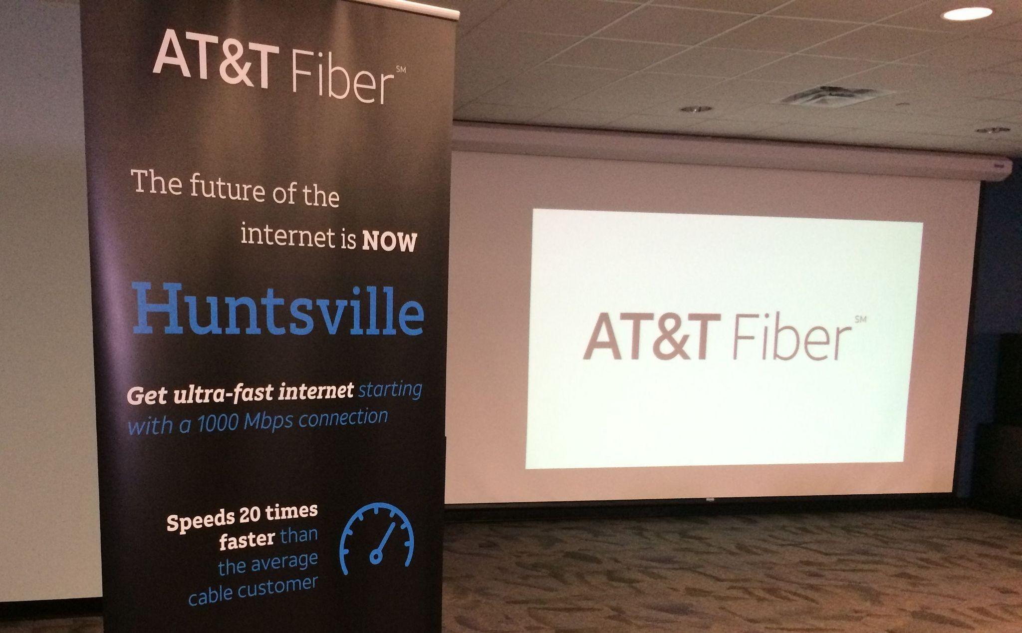 The Connection At Huntsville >> At T Launches Fiber Internet In Huntsville Madison Al Com